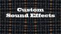 create custom sound effects