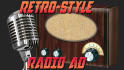 record a retro style radio advert for you