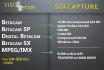 capture tapes via Hd Sdi to Uncompressed 10Bit 422 ProRes H264 DNxHD
