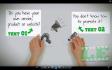 create this unique Live ACTION promo explainer video