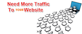 send  more  traffic  on your  website