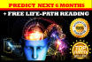 predict Next 6 Months of your Life AWESOMELY within 24 Hours