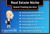 guest post your article on my Real Estate blog DA33