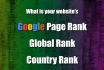 check your website rankings
