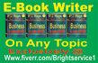write EBOOK for you
