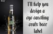 create a label for your craft beer