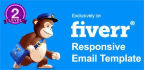 ourstanding Responsive mailchimp template