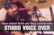 provide studio HINDI voiceover 150 words within 24 hours