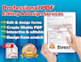 simplify your workflow with Fillable PDF Forms