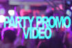 do Professional VJ party video or other promo visual art