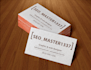 professionally design an attractive business card