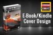 do eye catching Ebook, kindle, cd, dvd cover