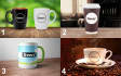 put you logo on coffee cups or mugs in photoshop