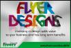 design Professional N Attractive FLYER