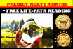 give AMAZING Prediction Reading about your Future