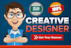 design PROFESSIONAL Eyecatch Banner for Your Business
