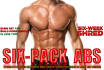 show you how to burn belly fat and get ripped 6 PACK abs