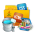 fix html5, css, js, php issues