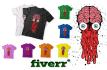 put your design on tshirt mockup