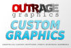 make any custom image or graphic for you