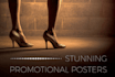 design elegant flyers and posters