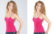editing fashion and remove background 15 photos