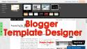 design and modify blogger template