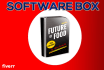 create 3D SOFTWARE Cover Box Designed to Sell