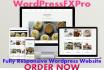 create a Wordpress Website Or Wordpress Customize