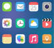 do flat app icon