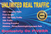 drive Unlimited Real Google TRAFFIC for 1 month
