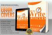 design SUPERB Ebooks or Kindle cover