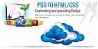 psd to html5 and css3 compatibility with all web browser