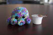 make a cute crochet octopus for you to adopt