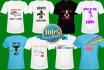 design Super AMAZING TEEEee Shirt Art