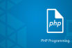 do PHP and MySql  Javascript Jquery programming for you