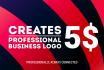 creat and design LOGO