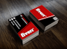 design an AMAZING business card for you 24 hours