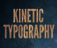 create an ATTRACTIVE Kinetic Typography Video