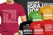 do creative typography and teespring tshirt design