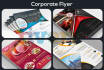 design Awesome Corporate Flyer or Brochure