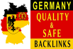 do german 30 social bookmark in high PR sites