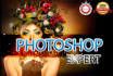 do Photoshop Editing,Retouch,Enhance And Document Editing