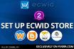 set Up Ecwid Store