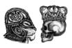 draw tattoo design or digital illustration