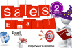 write a compelling sales letter or direct marketing email