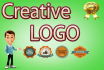 do a logo in 3D
