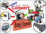 provide all video solutions, create, edit and convert