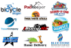 design a eye catching and professional logo with source file