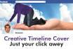 do creative facebook cover